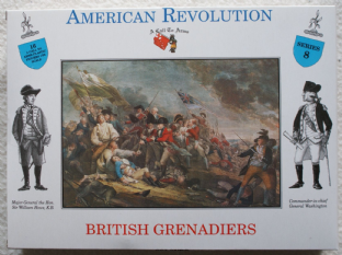 A Call To Arms 1/32 CAL3208 British Grenadiers (AWI)